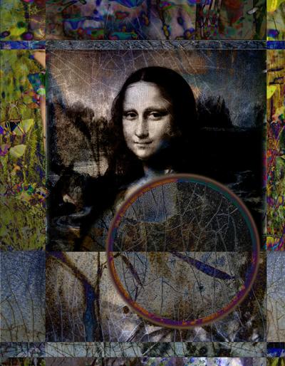 """I See You"" digital painting © Elsah Cort"
