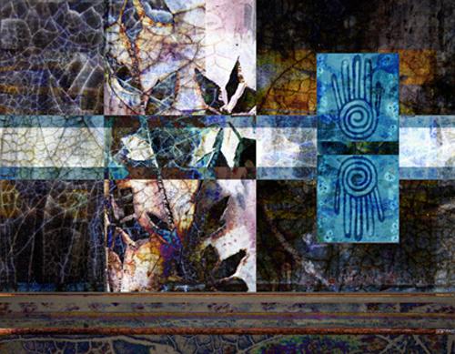 """Reaching"" digital painting © Elsah Cort"