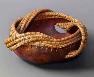 Gourd Art © Toni Best