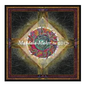 Mandala-Maker calendar © Elsah Cort
